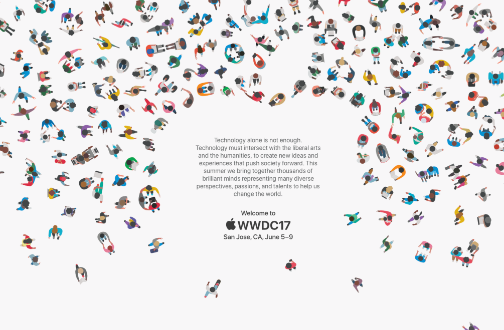 Apple anuncia WWDC 2017 para el 5 de junio