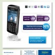 Movistar BlackBerry Pearl 3G 9100