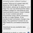 HTC Sensation XL comienza a recibir Android 4.0 Ice Cream Sandwich