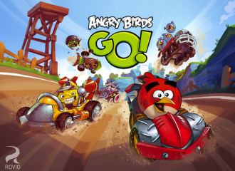 Angry Birds Go! disponible en iOS, Android, Windows Phone y BlackBerry 10