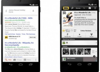 Google Search en Android integra búsqueda en apps