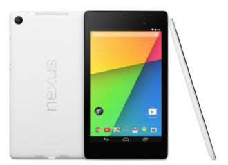 Nexus 7 blanco de 32GB disponible para algunos países en Google Play