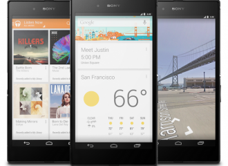 Sony Xperia Z Ultra edición Google Play disponible