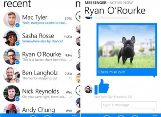 Facebook Messenger llega a Windows Phone