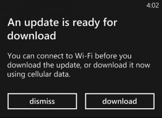 Windows Phone 8.1 disponible para descargar
