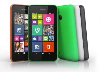 Nokia Lumia 530 con Windows Phone 8.1 es oficial