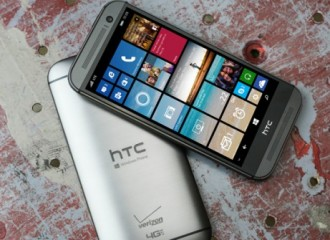 HTC One (M8) for Windows anunciado por Verizon