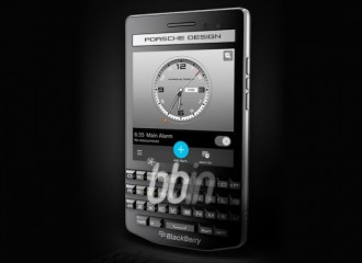BlackBerry Porsche Design P'9983 se filtra