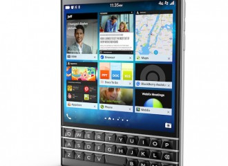 BlackBerry vende 200.000 unidades del Passport