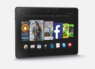 Amazon anuncia nuevo tablet Fire HDX 8.9