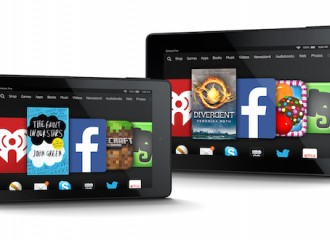 Tablets Fire HD 6 y Fire HD 7 anunciados por Amazon