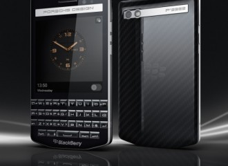BlackBerry Porsche Design P'9983 es oficial
