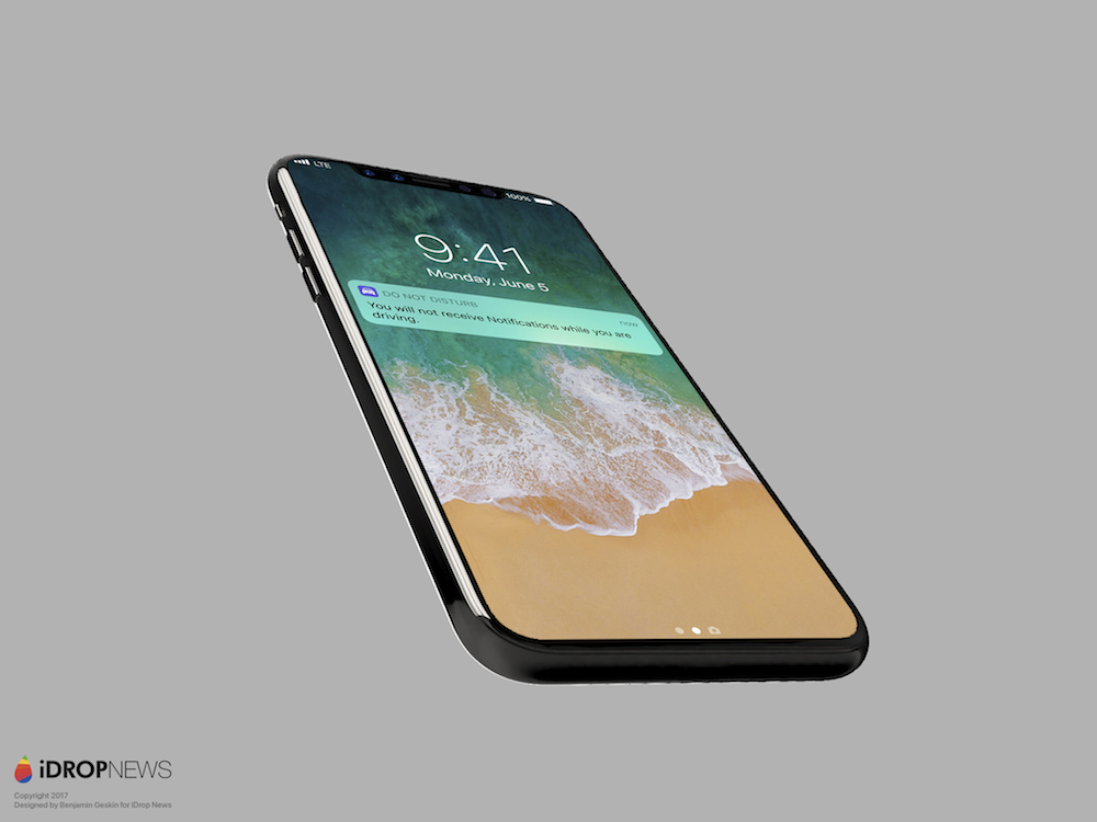 iPhone 8 aparece en video CAD 3D filtrado para alimentar las expectativas