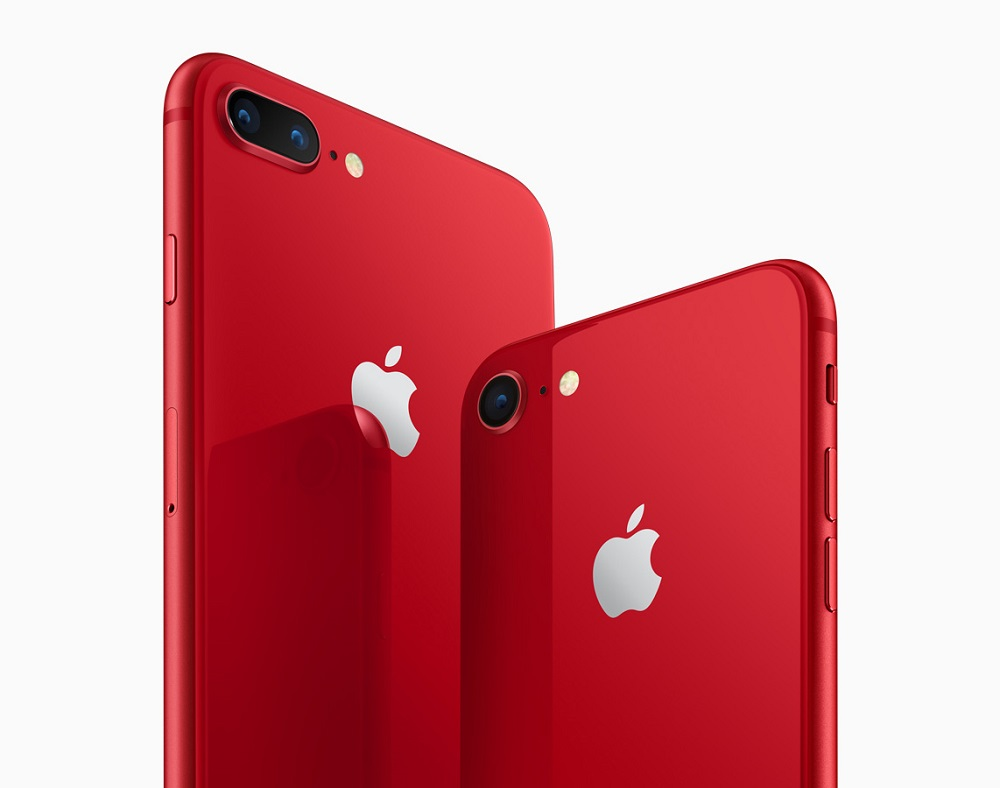 Presentación oficial: iPhone 8/8 Plus (PRODUCT)RED Special Edition
