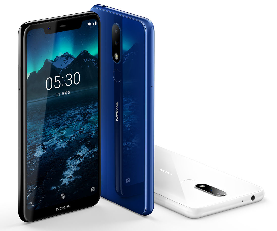Debut internacional: Nokia 5.1 Plus y Nokia 6.1 Plus