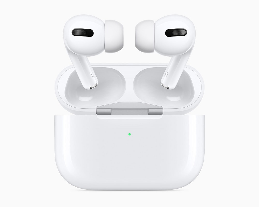 Los AirPods Pro son los segundos auriculares Bluetooth de Apple con diseño in-ear