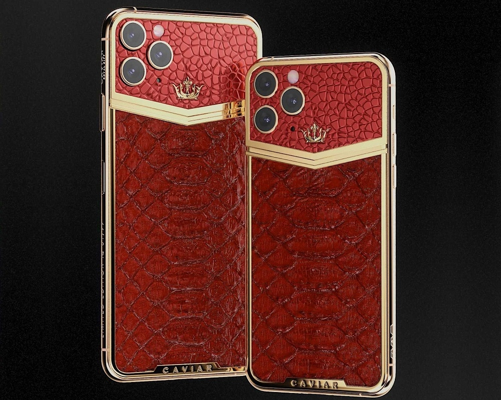 Caviar presenta las Victory Editions del Apple iPhone 11 Pro