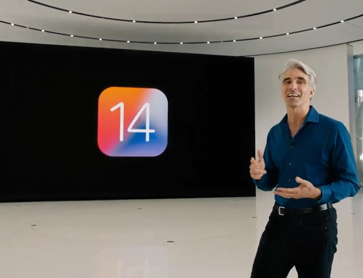 Apple presenta oficialmente iOS 14