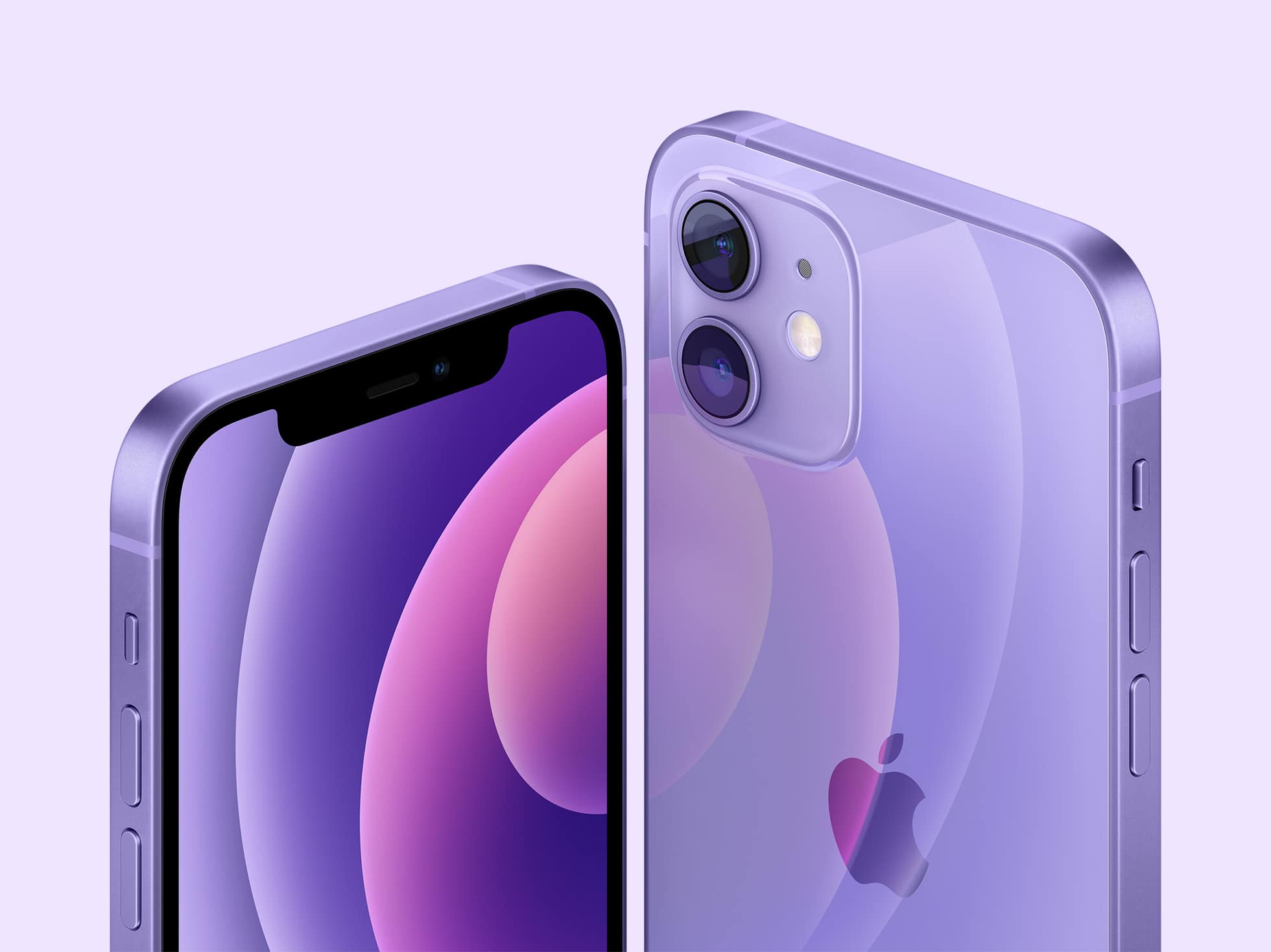Apple anuncia los iPhone 12 y iPhone 12 mini en púrpura y los AirTags