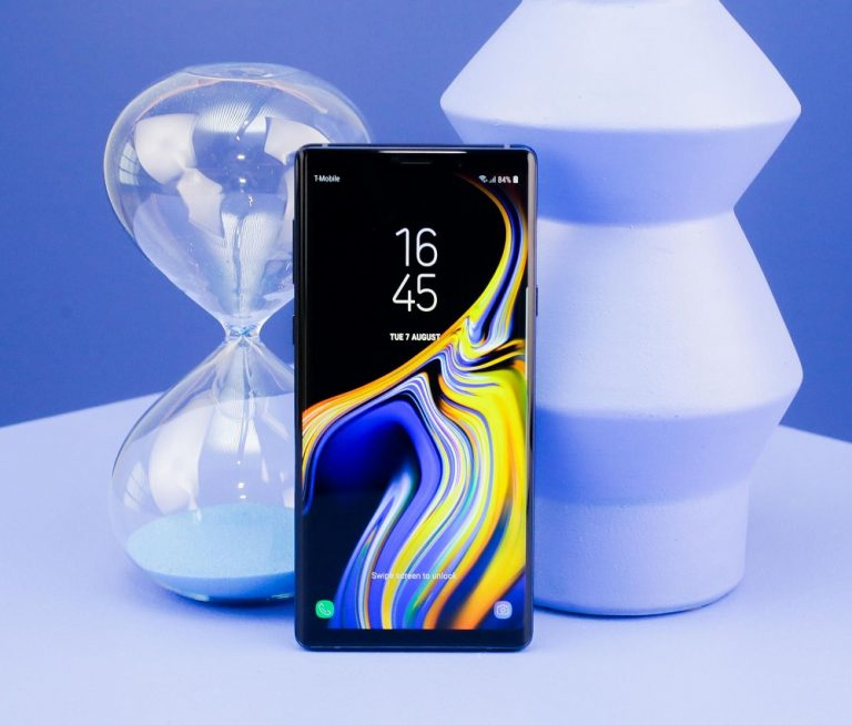 Llega la primera beta de One UI para el Samsung Galaxy Note 9